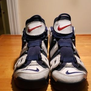 Nike Uptempo Shoes size 6.5Y